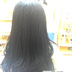 黒髪 モテ髪 艶髪 ナチュラル ヘアスタイルや髪型の写真・画像
