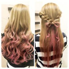 外国人風 ヘアアレンジ ショート 渋谷系 ヘアスタイルや髪型の写真・画像
