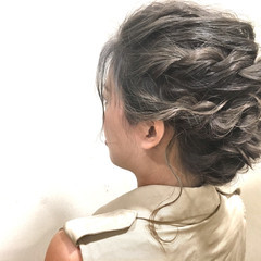 ショート 簡単ヘアアレンジ 渋谷系 ヘアアレンジ ヘアスタイルや髪型の写真・画像