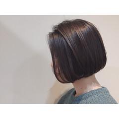 ナチュラル 色気 タンバルモリ 小顔 ヘアスタイルや髪型の写真・画像