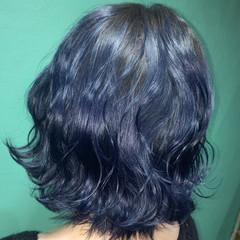 モード 暗髪 ボブ 外国人風 ヘアスタイルや髪型の写真・画像