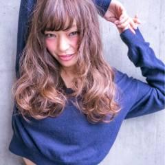 パンク ストリート 春 ウェットヘア ヘアスタイルや髪型の写真・画像