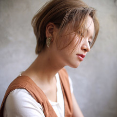スポーツ ゆるふわ ヘアアレンジ 謝恩会 ヘアスタイルや髪型の写真・画像