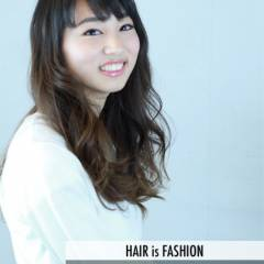 外国人風 ナチュラル ゆるふわ 大人かわいい ヘアスタイルや髪型の写真・画像