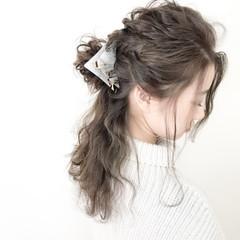 ナチュラル 小顔 大人女子 大人かわいい ヘアスタイルや髪型の写真・画像