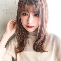 アンニュイほつれヘア モテ髪 デジタルパーマ コンサバ ヘアスタイルや髪型の写真・画像