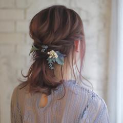 大人女子 色気 ヘアアレンジ 冬 ヘアスタイルや髪型の写真・画像