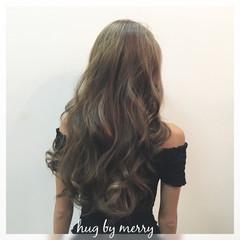フェミニン ゆるふわ ガーリー 大人かわいい ヘアスタイルや髪型の写真・画像