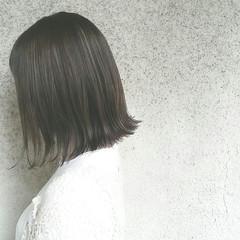 ナチュラル 透明感 イルミナカラー 外国人風 ヘアスタイルや髪型の写真・画像