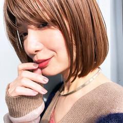 ナチュラル 抜け感 女子力 外ハネ ヘアスタイルや髪型の写真・画像