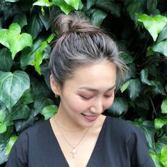 3Dハイライト ビーチガール レイヤーロングヘア ロング ヘアスタイルや髪型の写真・画像