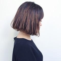色気 外国人風 ハイライト ストリート ヘアスタイルや髪型の写真・画像