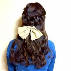 モテ髪 大人かわいい ストリート フェミニン ヘアスタイルや髪型の写真・画像