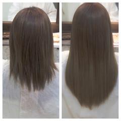 透明感 エクステ おフェロ ロング ヘアスタイルや髪型の写真・画像