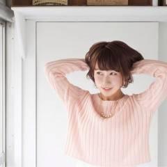 卵型 モテ髪 愛され 大人かわいい ヘアスタイルや髪型の写真・画像