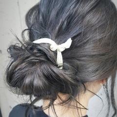 黒髪 ロング ナチュラル 大人女子 ヘアスタイルや髪型の写真・画像