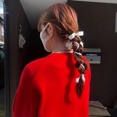 ナチュラル ヘアアレンジ ロング ヘアセット ヘアスタイルや髪型の写真・画像