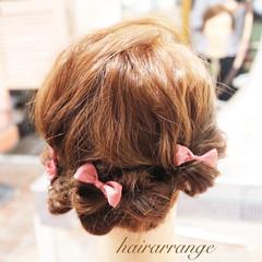 ショート 簡単ヘアアレンジ ヘアアレンジ 大人かわいい ヘアスタイルや髪型の写真・画像
