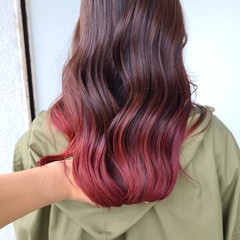 おしゃれさんと繋がりたい 艶カラー うる艶カラー きれいめ ヘアスタイルや髪型の写真・画像