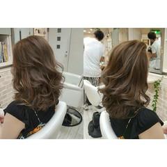 かっこいい ローライト ハイライト 外国人風 ヘアスタイルや髪型の写真・画像