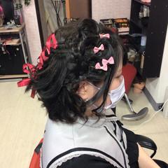 ショートボブ ミニボブ ショートヘア ガーリー ヘアスタイルや髪型の写真・画像