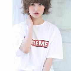 大人かわいい ピュア 外国人風 アッシュ ヘアスタイルや髪型の写真・画像