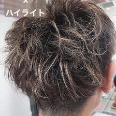 メンズショート メンズスタイル ショート ナチュラル ヘアスタイルや髪型の写真・画像