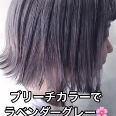 韓国 韓国ヘア ボブ アンニュイほつれヘア ヘアスタイルや髪型の写真・画像