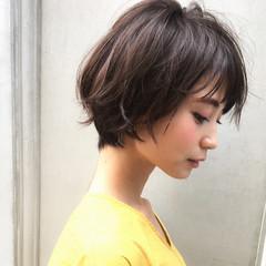 女子会 秋 透明感 ヘアアレンジ ヘアスタイルや髪型の写真・画像
