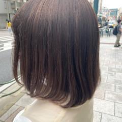 アッシュグレージュ ブラウンベージュ グレージュ ヌーディベージュ ヘアスタイルや髪型の写真・画像