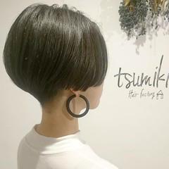 艶髪 黒髪 ニュアンス モード ヘアスタイルや髪型の写真・画像