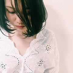 外国人風カラー リラックス ナチュラル 透明感 ヘアスタイルや髪型の写真・画像