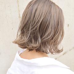デート アンニュイほつれヘア パーマ 切りっぱなし ヘアスタイルや髪型の写真・画像