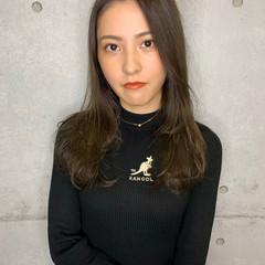 ロングヘアスタイル 大人ロング レイヤーロングヘア ロング ヘアスタイルや髪型の写真・画像