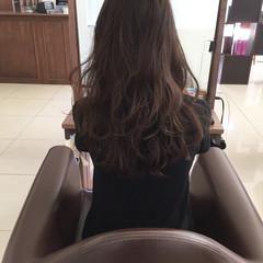 艶髪 上品 こなれ感 セミロング ヘアスタイルや髪型の写真・画像