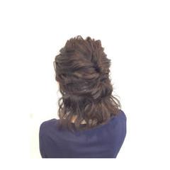 ショート ボブ ゆるふわ 大人かわいい ヘアスタイルや髪型の写真・画像
