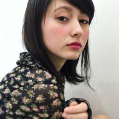 大人女子 色気 ボブ こなれ感 ヘアスタイルや髪型の写真・画像