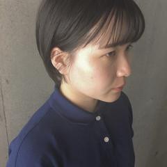 色気 ショート ボブ 外国人風 ヘアスタイルや髪型の写真・画像