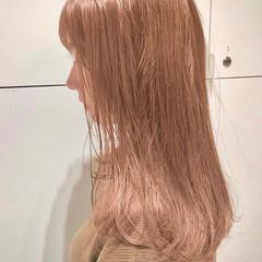 ベリーショート ウルフカット インナーカラー ナチュラル ヘアスタイルや髪型の写真・画像