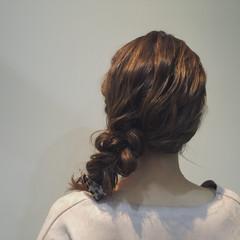 大人女子 簡単ヘアアレンジ 抜け感 ショート ヘアスタイルや髪型の写真・画像