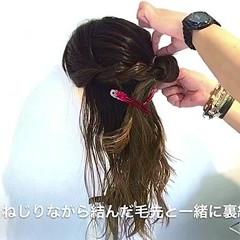 結婚式 ヘアアレンジ 編み込み エレガント ヘアスタイルや髪型の写真・画像