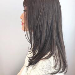 ロング 大人可愛い 大人女子 ナチュラル ヘアスタイルや髪型の写真・画像