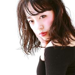大人女子 ミディアム ナチュラル ヘアアレンジ ヘアスタイルや髪型の写真・画像