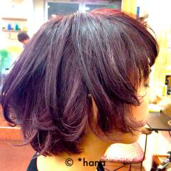愛され フェミニン ボブ コンサバ ヘアスタイルや髪型の写真・画像
