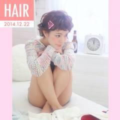 三つ編み アップスタイル ヘアアレンジ 暗髪 ヘアスタイルや髪型の写真・画像