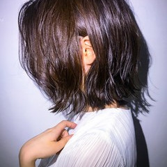 ナチュラル コテアレンジ 可愛い 耳かけ ヘアスタイルや髪型の写真・画像