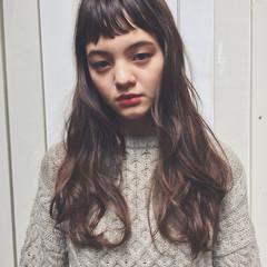 ゆるふわ 外国人風 パーマ ナチュラル ヘアスタイルや髪型の写真・画像