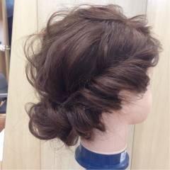 外国人風 パーティ ロング ストリート ヘアスタイルや髪型の写真・画像