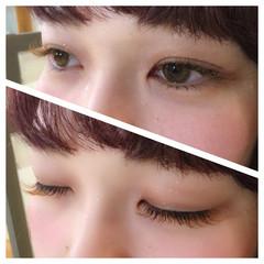 ベージュ ガーリー ロング レッド ヘアスタイルや髪型の写真・画像