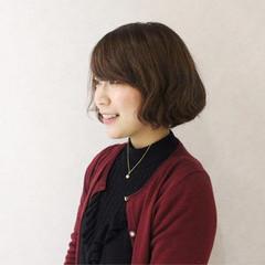 ニュアンス 大人女子 アッシュ 小顔 ヘアスタイルや髪型の写真・画像